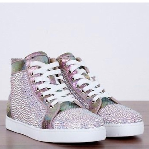 huge discount 2929b 7a08a Christian Louboutin women sneakers